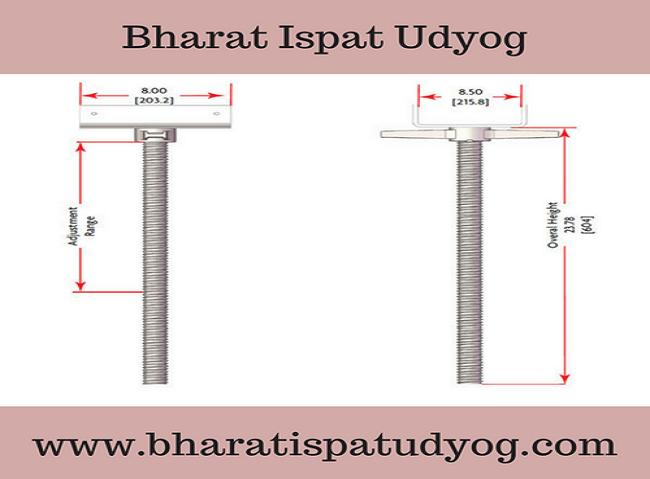 Adjustable Base Jack Scaffolding Manufacturer in Delhi NCR