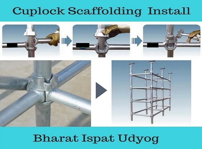 Cuplock Scaffolding Manufacturer in India